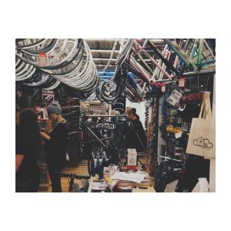 Store St. Bikes - London